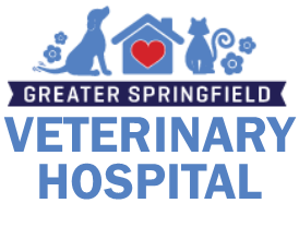 Greater Springfield Veterinary Hospital Logo